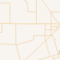 Denver City Texas Map on