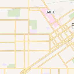Billings Montana Location Map | Best Western Plus Billings Hotel