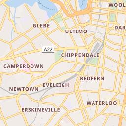Pokemon Go Map - Find Pokemon Near Sydney - Live Radar