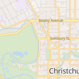 Pokemon Go Map - Find Pokemon Near Christchurch - Live Radar
