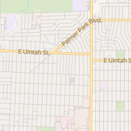 Pokemon Go Map - Find Pokemon Near Colorado Springs - Live Radar
