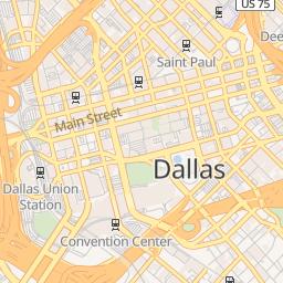 Pokemon Go Map - Finde Pokemon in Dallas - Live-Radar on