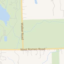 Leonard Michigan Map.Addison Oaks County Park Leonard Mi Campground Reviews