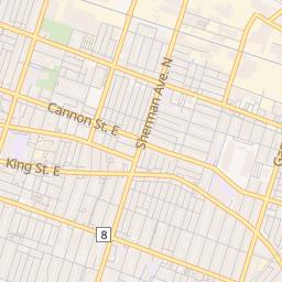 Pokemon Go Map - Find Pokemon Near Hamilton - Live Radar