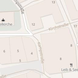 Norderney Karte Straßen.Hotels Kampstraße Norderney Stadtplan