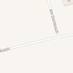Hotels Am Dornbusch Usingen Stadtplan